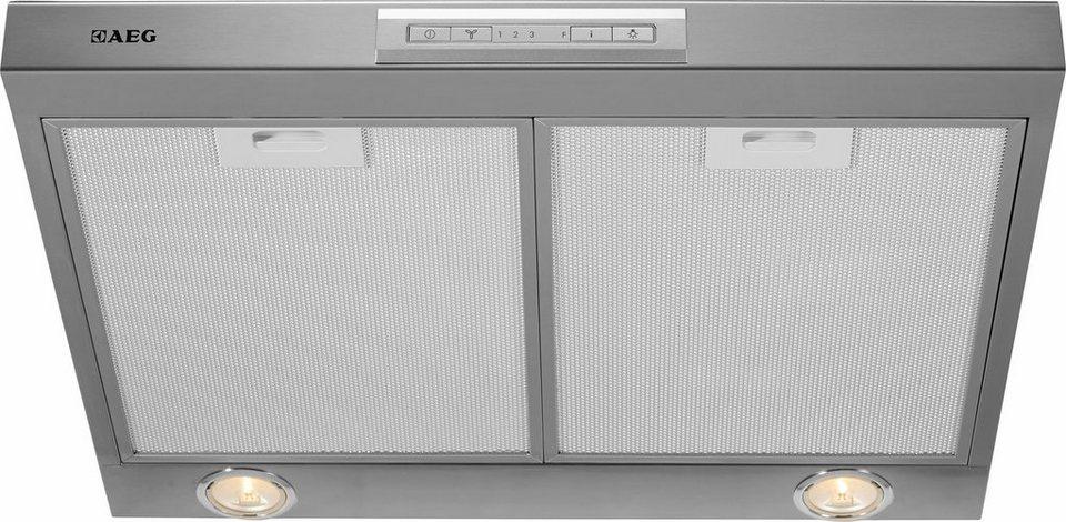 AEG Unterbauhaube COMPETENCE / X56223MT10, D in Edelstahl