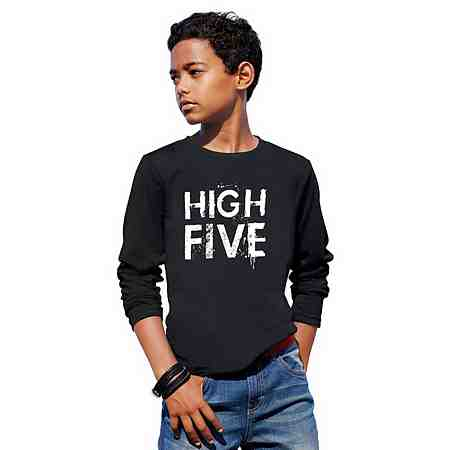 "Arizona Langarmshirt ""HIGH FIVE"""