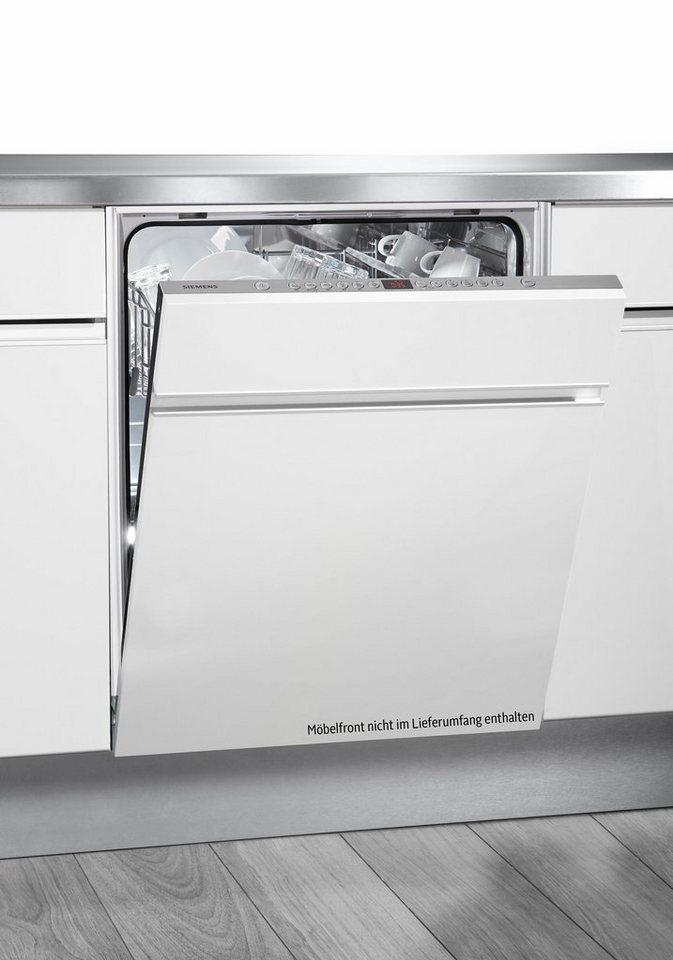 Siemens vollintegrierbarer Einbaugeschirrspüler SN66L000EU, A++, 7,5 Liter, 12 Maßgedecke - Preisvergleich
