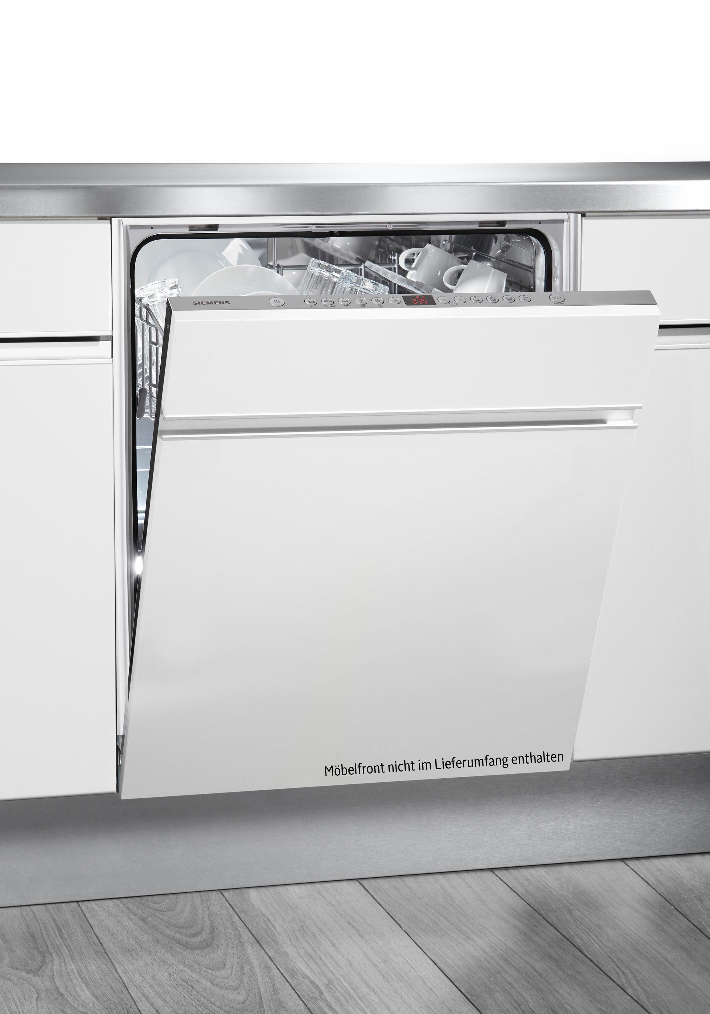 Siemens vollintegrierbarer Einbaugeschirrspüler SN66L000EU, A++, 7,5 Liter, 12 Maßgedecke