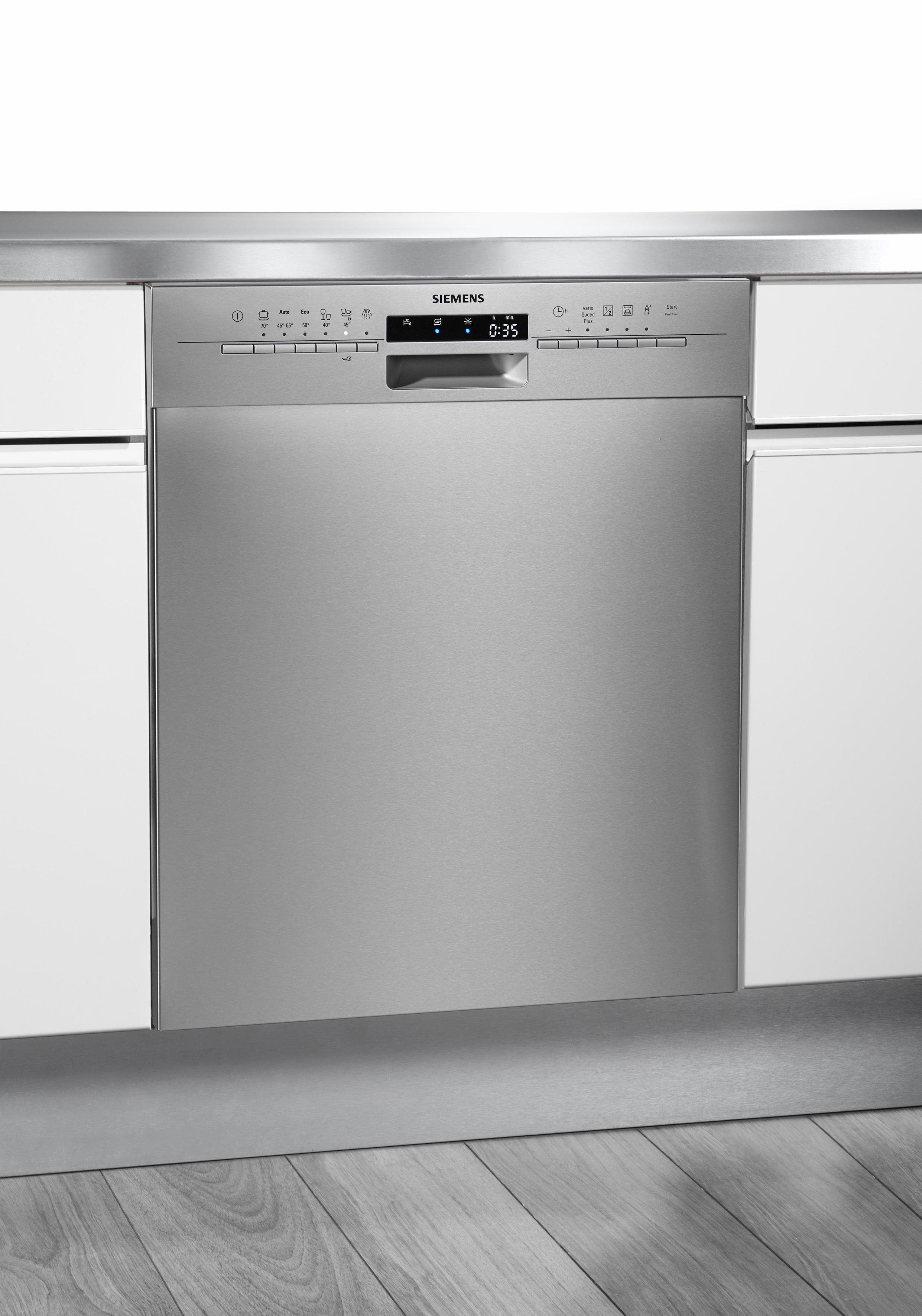 Siemens Unterbau-Geschirrspüler SN46L500EU, A++, 7,5 Liter, 12 Maßgedecke