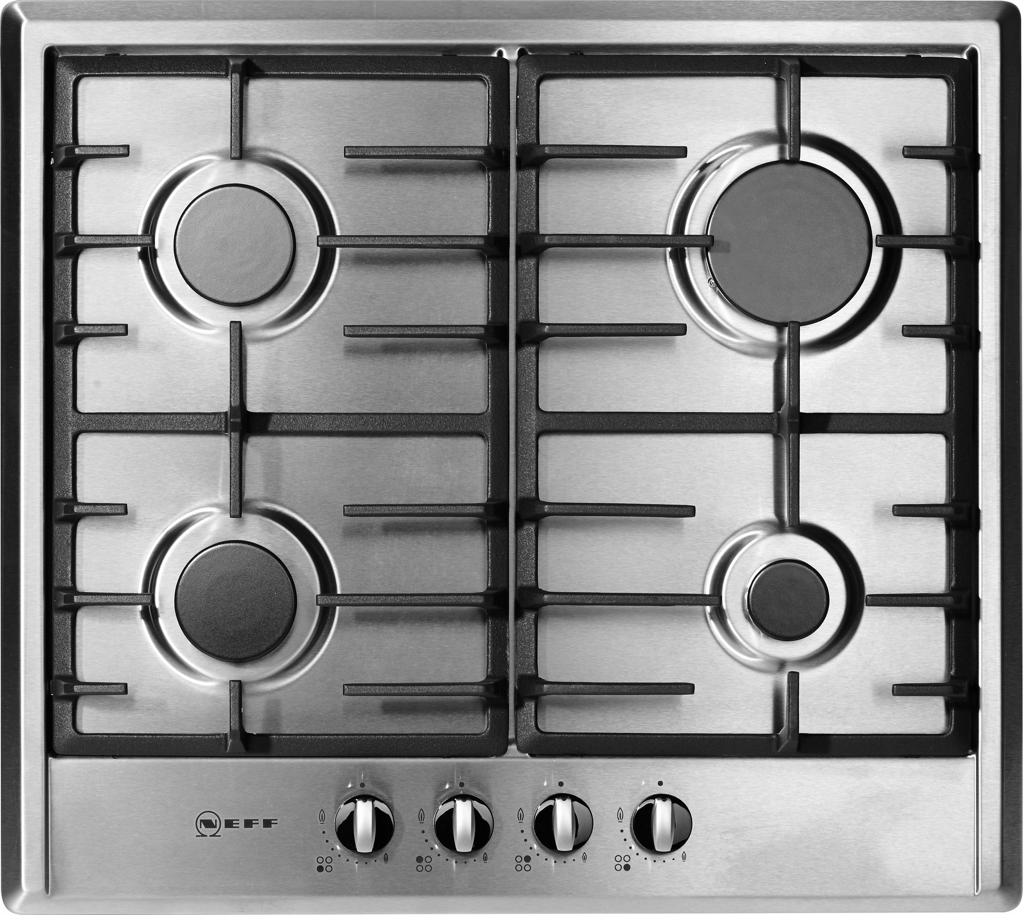 Neff Autarkes Gas-Kochfeld mit integrierten Kochstellenreglern TS 2236 N