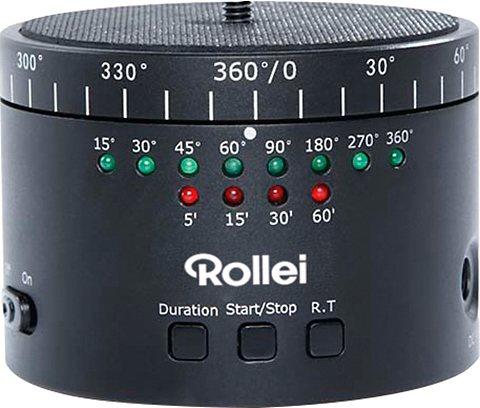 Rollei ePano II 360 DSLR Zubehör 360° DSLR-Halter in schwarz