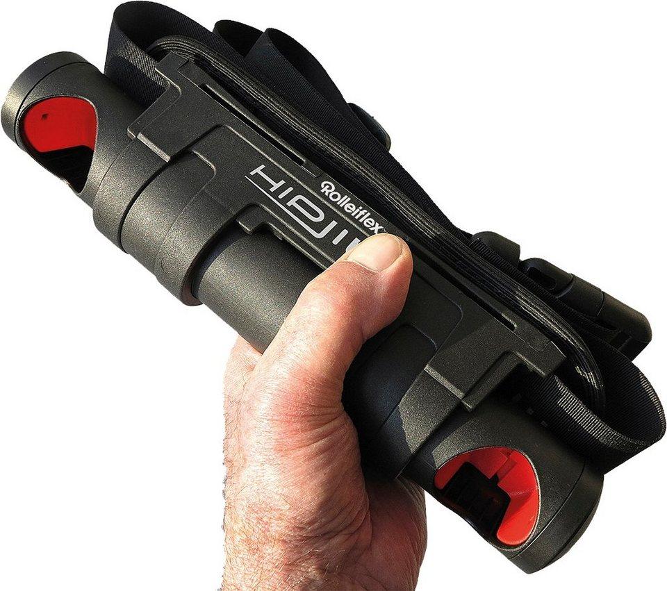 Rollei Rolleiflex HipJib Zubehör Hüfthalterung in schwarz