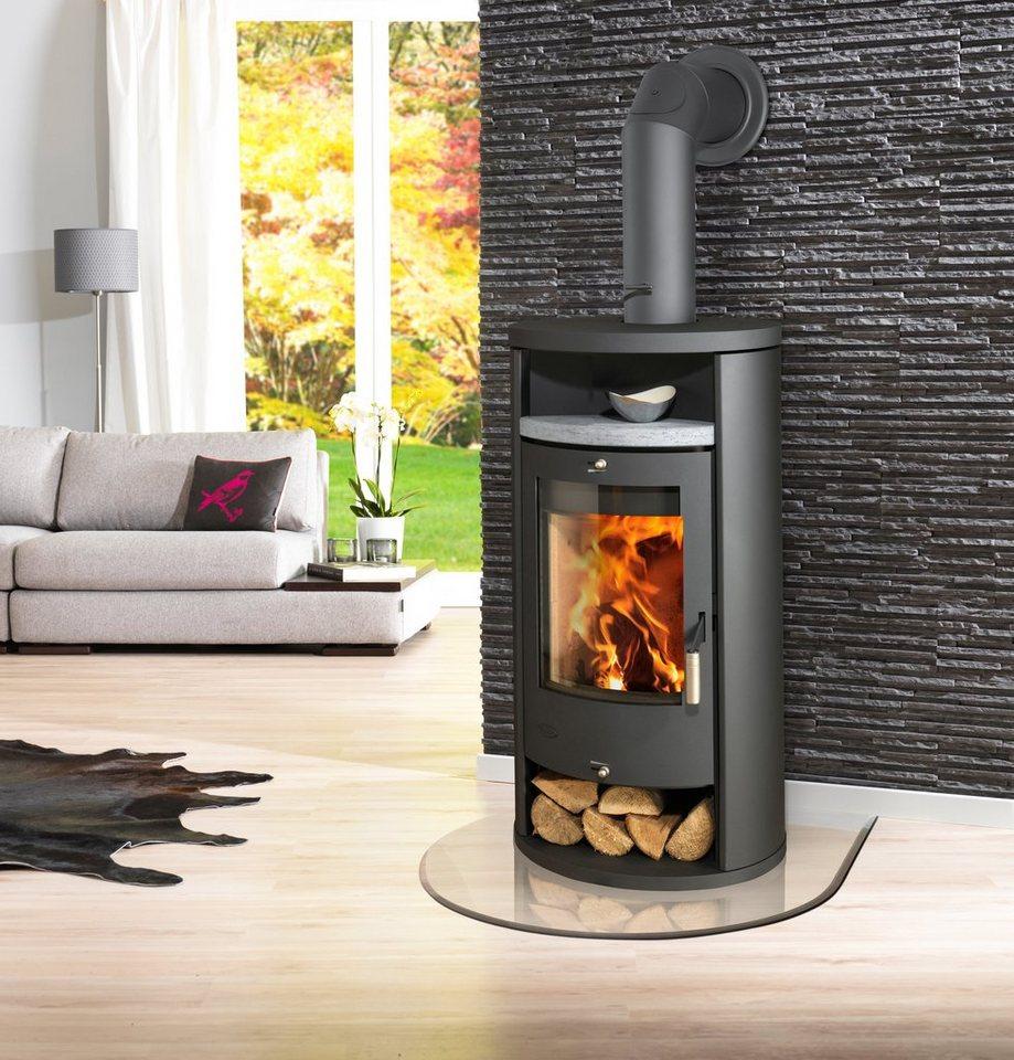 kaminofen alicante 5 kw teefach und holzfach otto. Black Bedroom Furniture Sets. Home Design Ideas