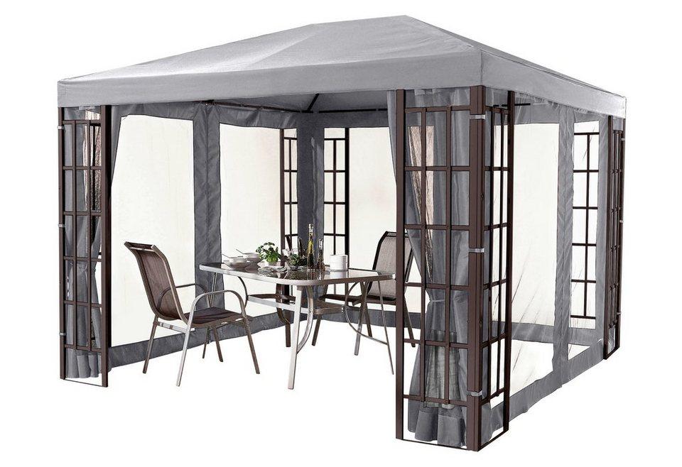 Ersatzdach für Terrassendach in anthrazit