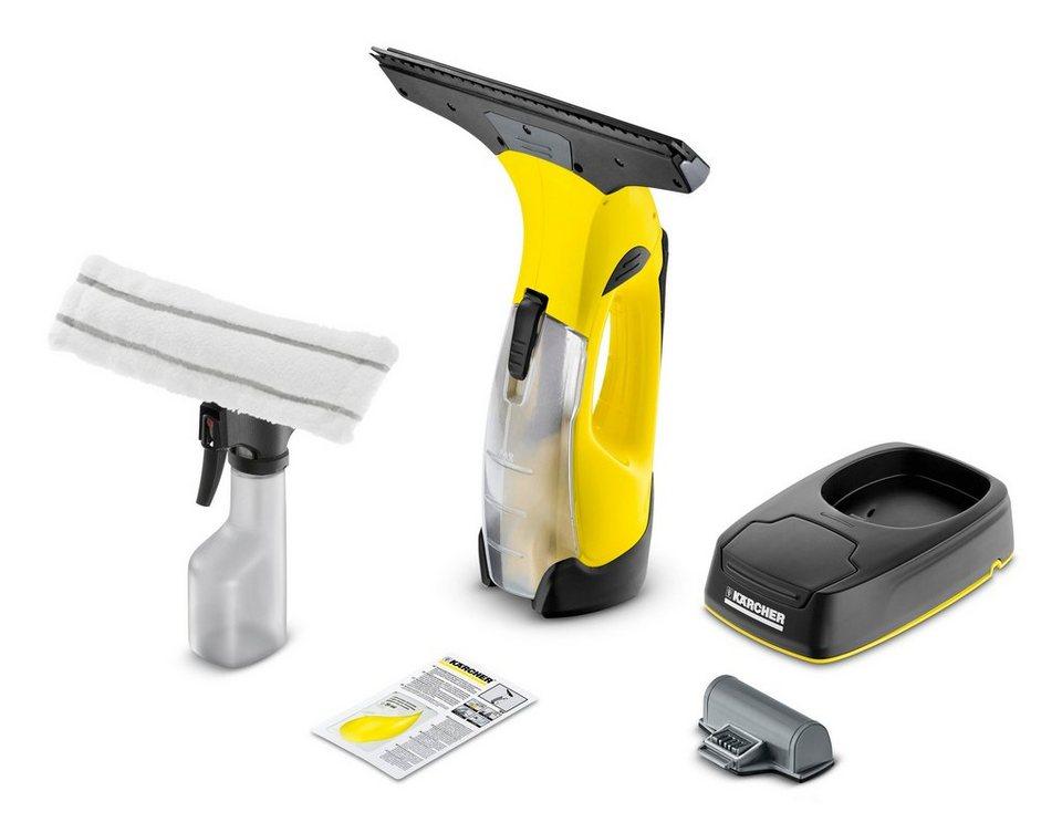 Fenstersauger »WV 5 Plus« inkl. »Cleaning Kit« in gelb
