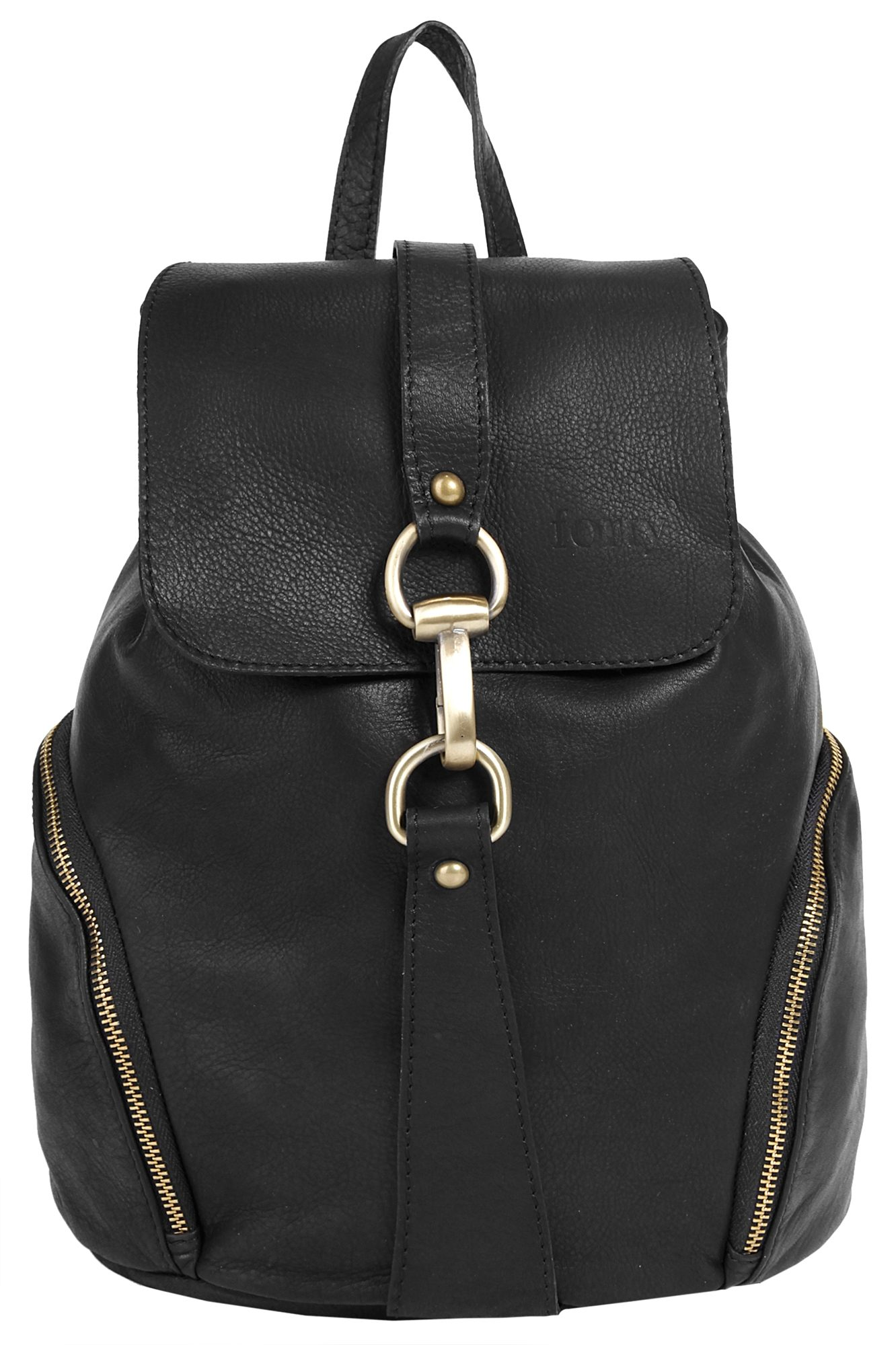 Forty degrees Leder Damen Rucksack