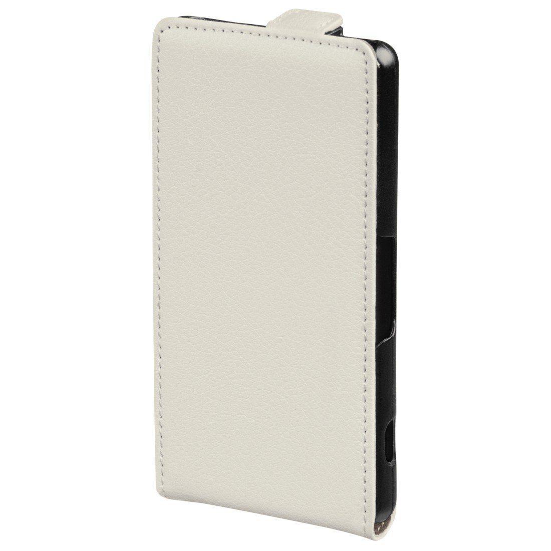 Hama Flap-Tasche Smart Case für Sony Xperia Z3 Compact, Weiß