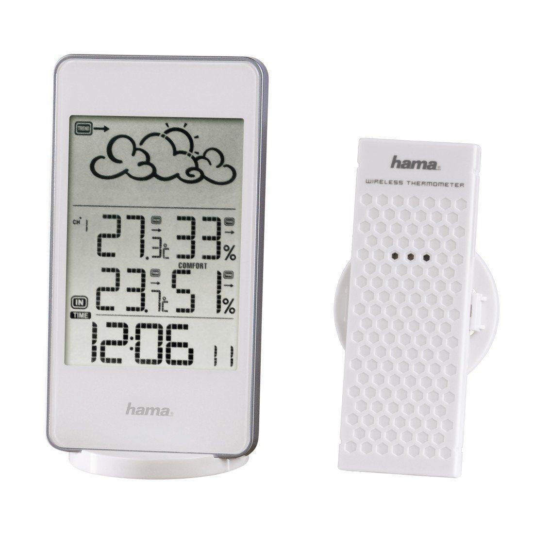 Hama Wetterstation EWS-860, Weiß
