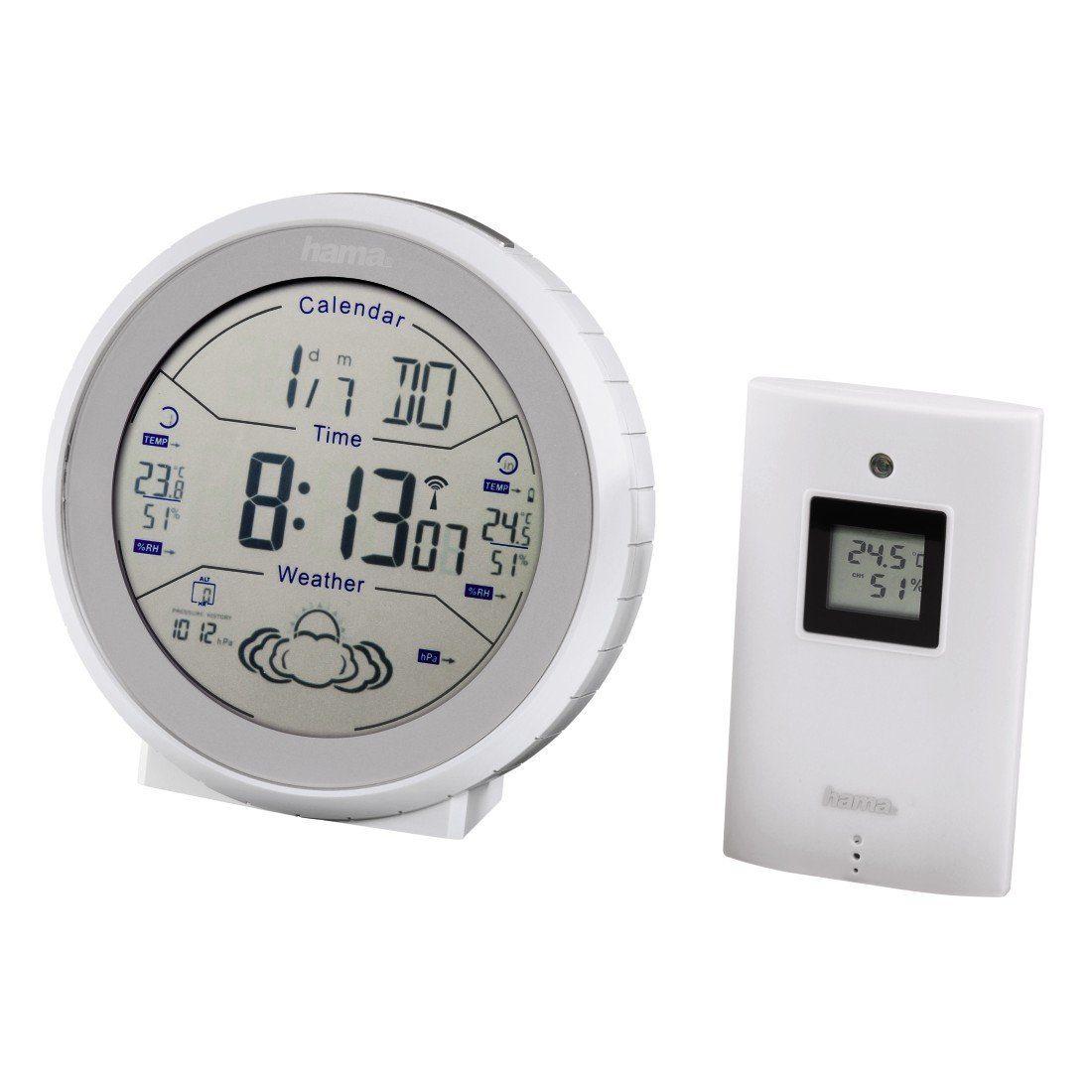 Hama Wetterstation EWS-820, Weiß