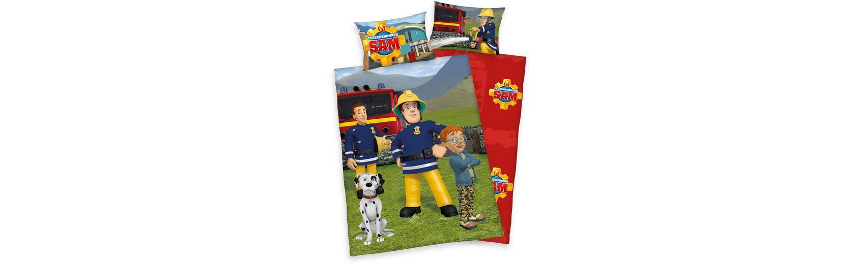 Bettwäsche »Feuerwehrmann Sam«