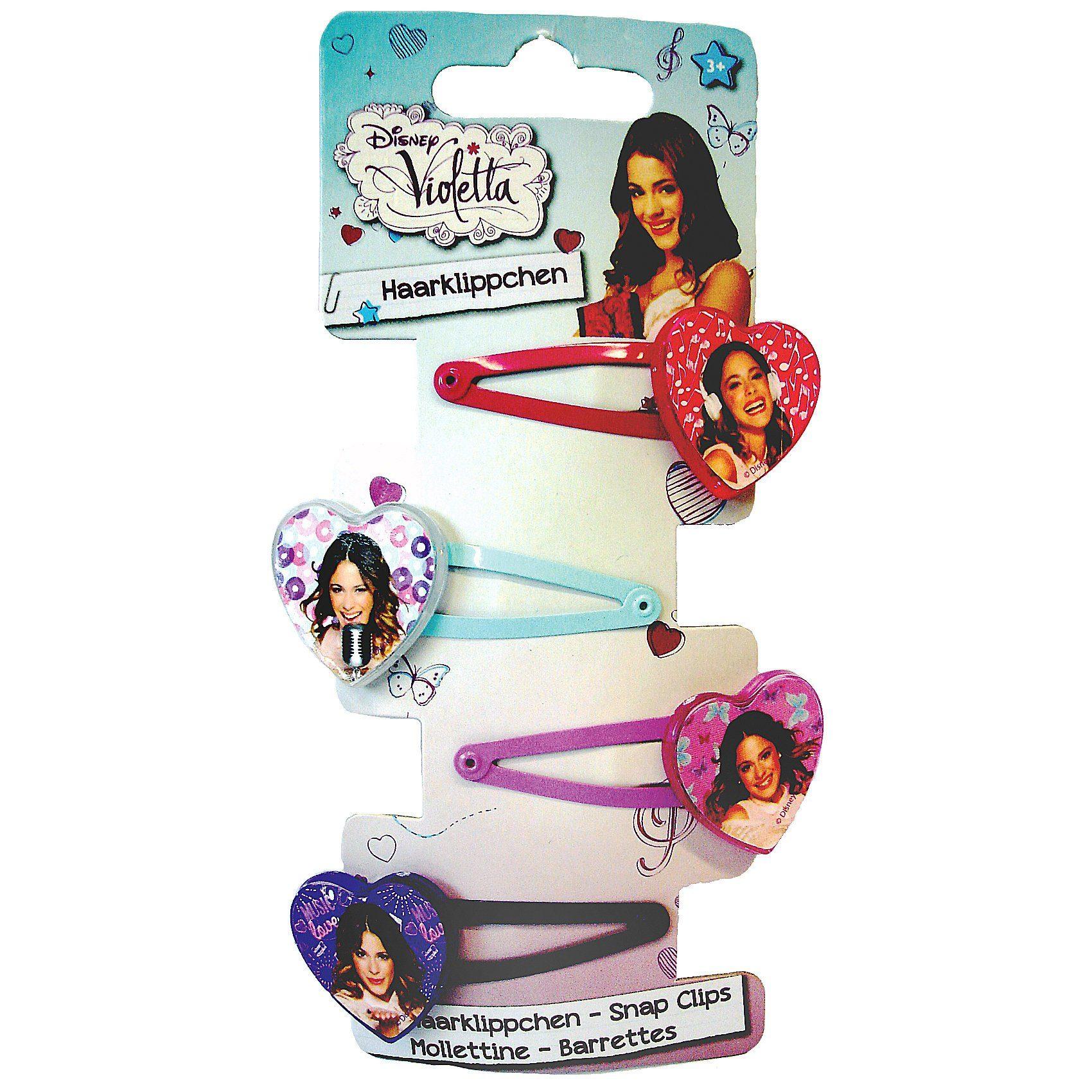 JOY TOY Haarklippchen Violetta