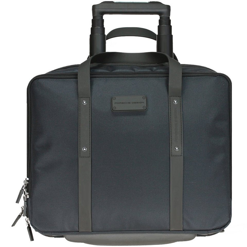 Porsche Design Cargon 2.5 BriefBag S 2-Rollen Business-Trolley 41 cm in dark grey