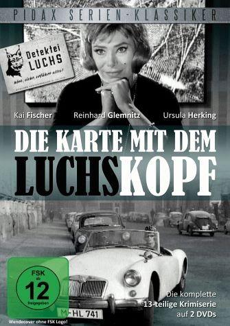 DVD »Die Karte mit dem Luchskopf (2 Discs)«