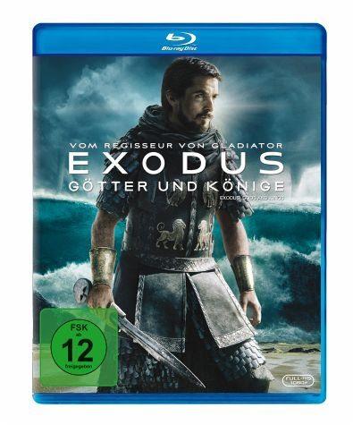 Blu-ray »Exodus - Götter und Könige«