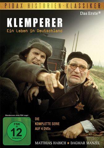 DVD »Klemperer - Ein Leben in Deutschland (4 Discs)«