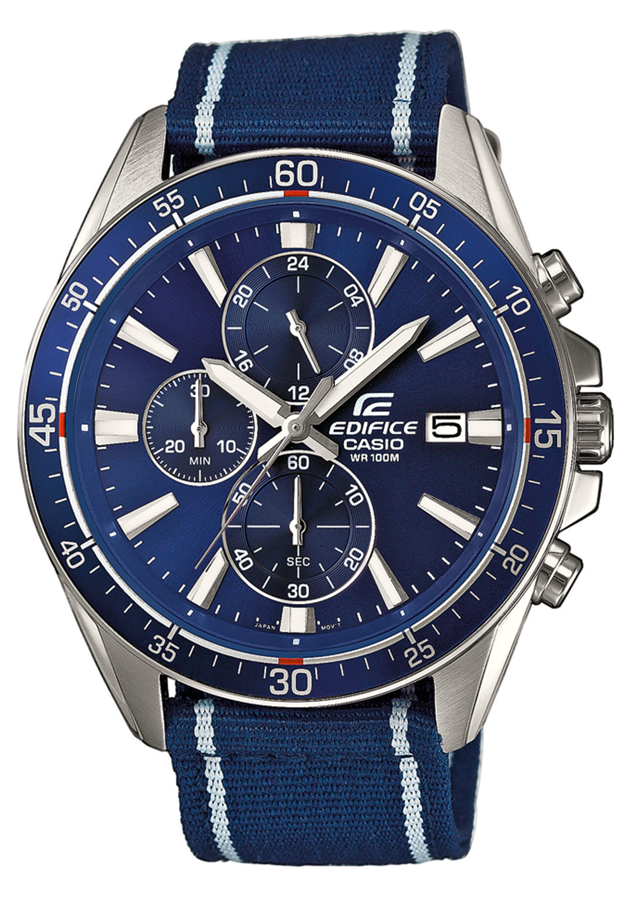 "Casio Edifice, Chronograph, ""EFR-546C-2AVUEF"""
