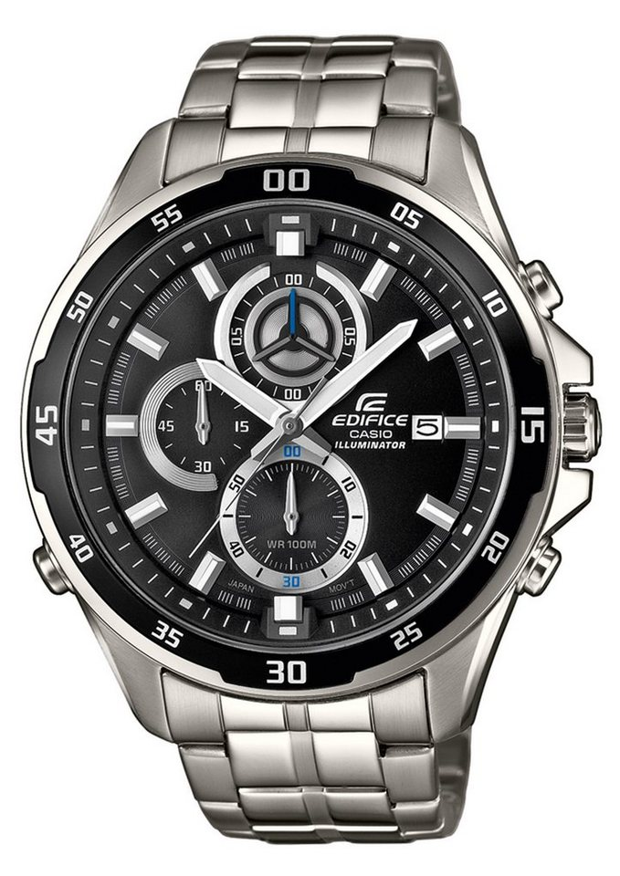 Casio Edifice Chronograph »EFR-547D-1AVUEF« in silberfarben