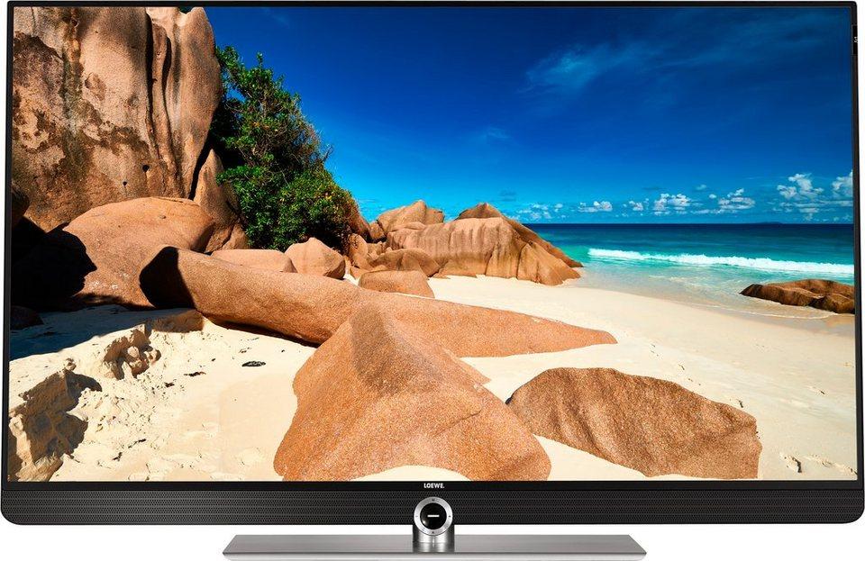Loewe Art 55, LED Fernseher, 140 cm (55 Zoll), 2160p (4K Ultra HD) in schwarz