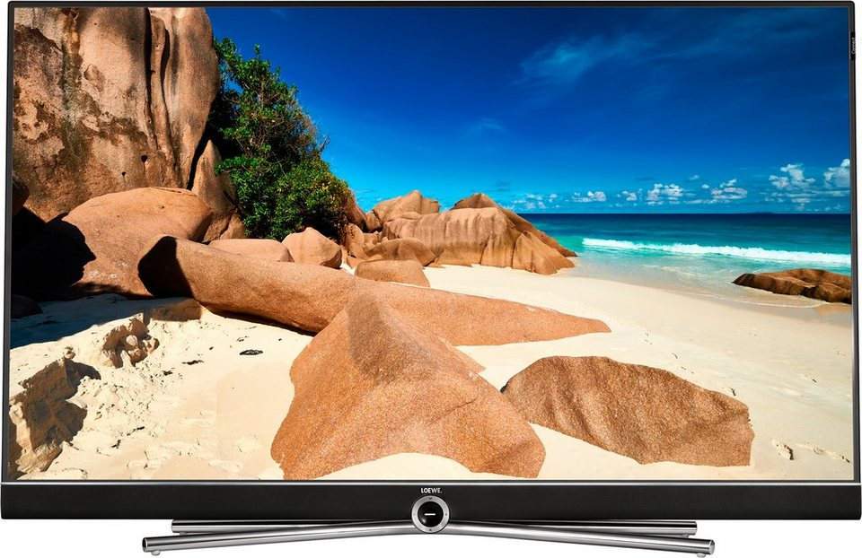 Loewe Connect 40, LED Fernseher, 102 cm (40 Zoll), 2160p (4K Ultra HD) in schwarz