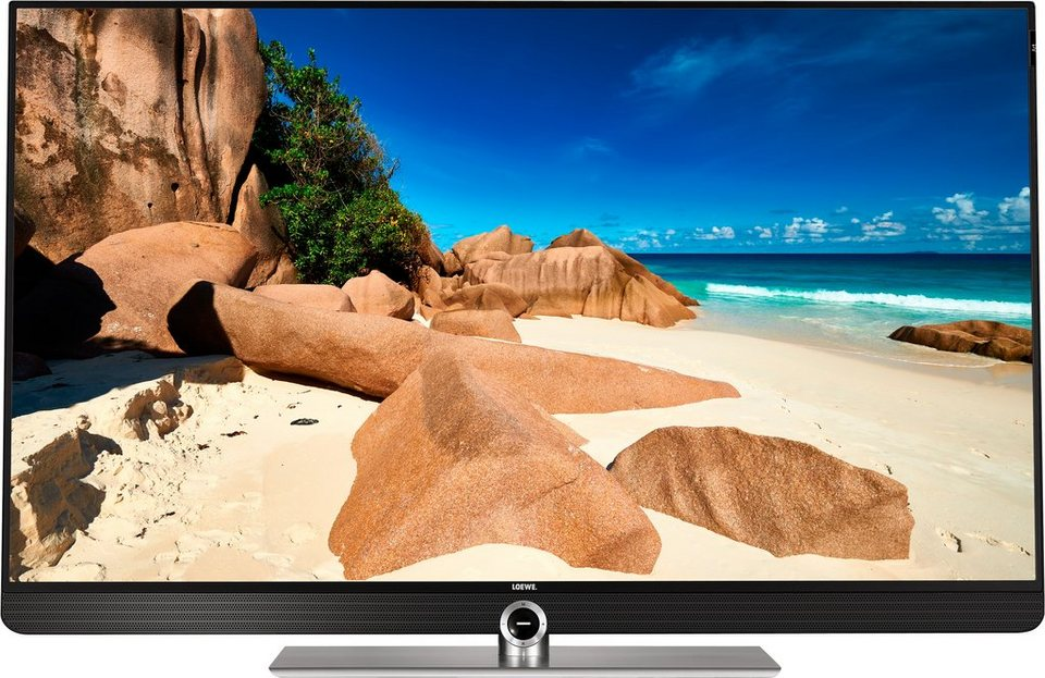 Loewe Art 40, LED Fernseher, 102 cm (40 Zoll), 2160p (4K Ultra HD) in schwarz