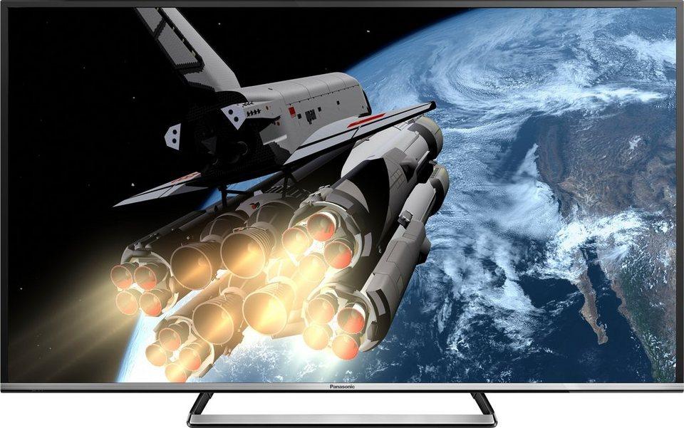Panasonic TX-55CSW524, LED Fernseher, 139 cm (55 Zoll), 1080p (Full HD), Smart-TV in schwarz