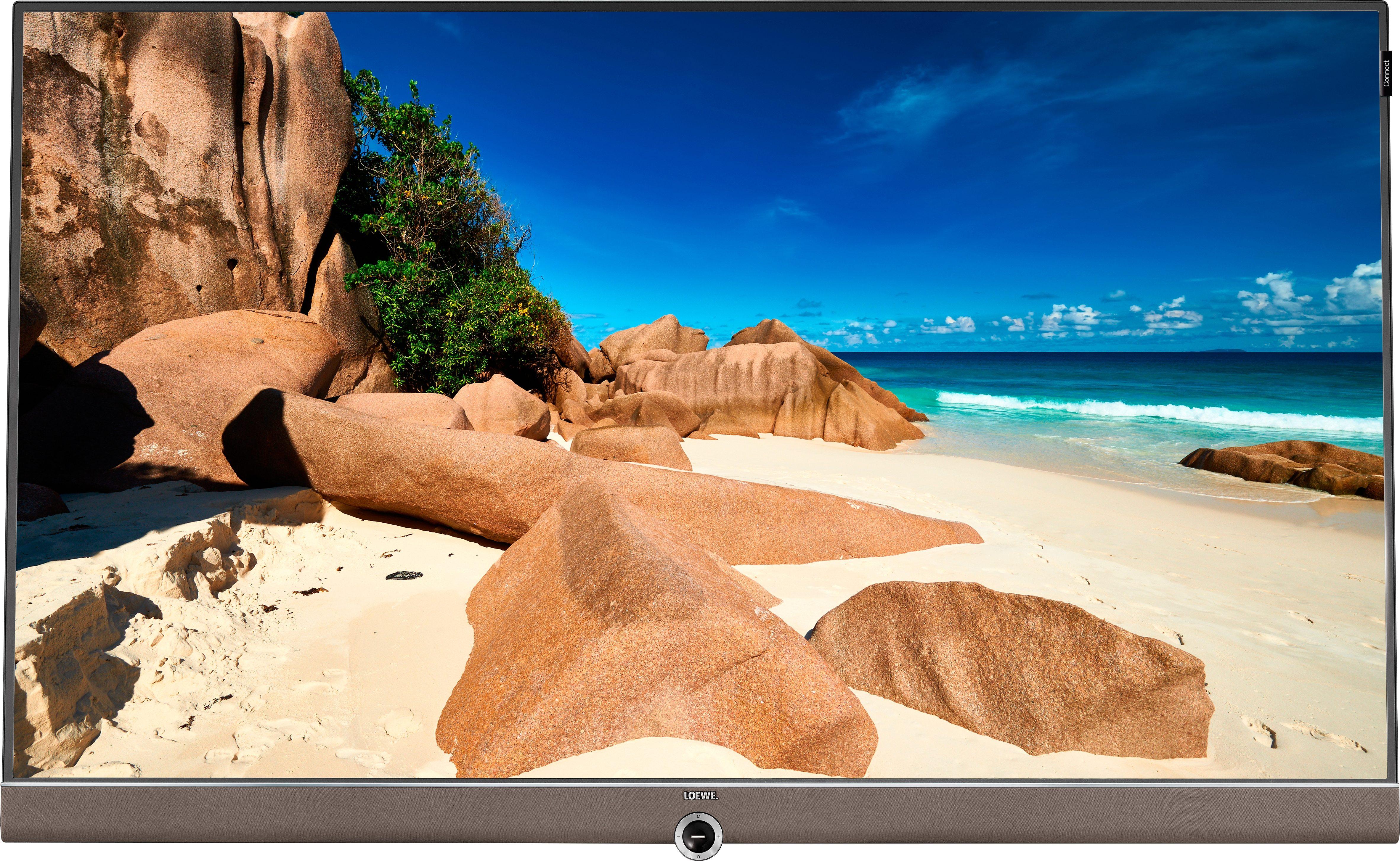Loewe Connect 55, LED Fernseher, 140 cm (55 Zoll), 2160p (4K Ultra HD)