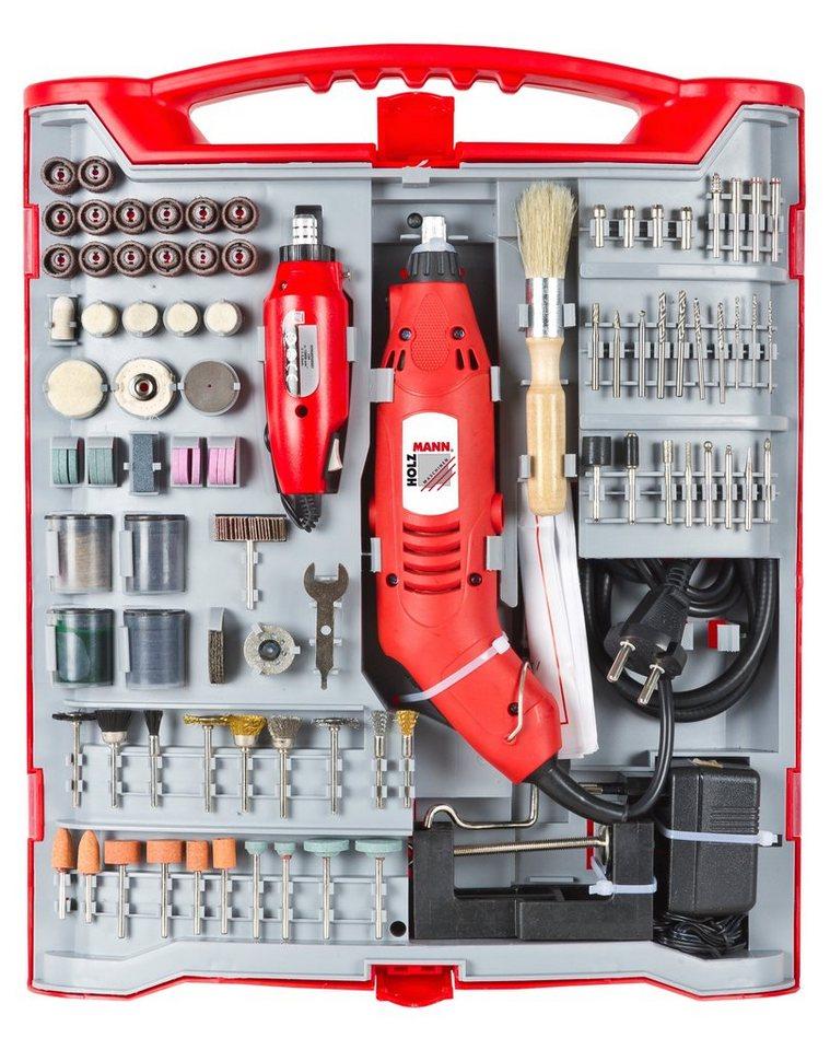 Holzmann-Maschinen Multifunktionswerkzeug »MFW 228« in rot