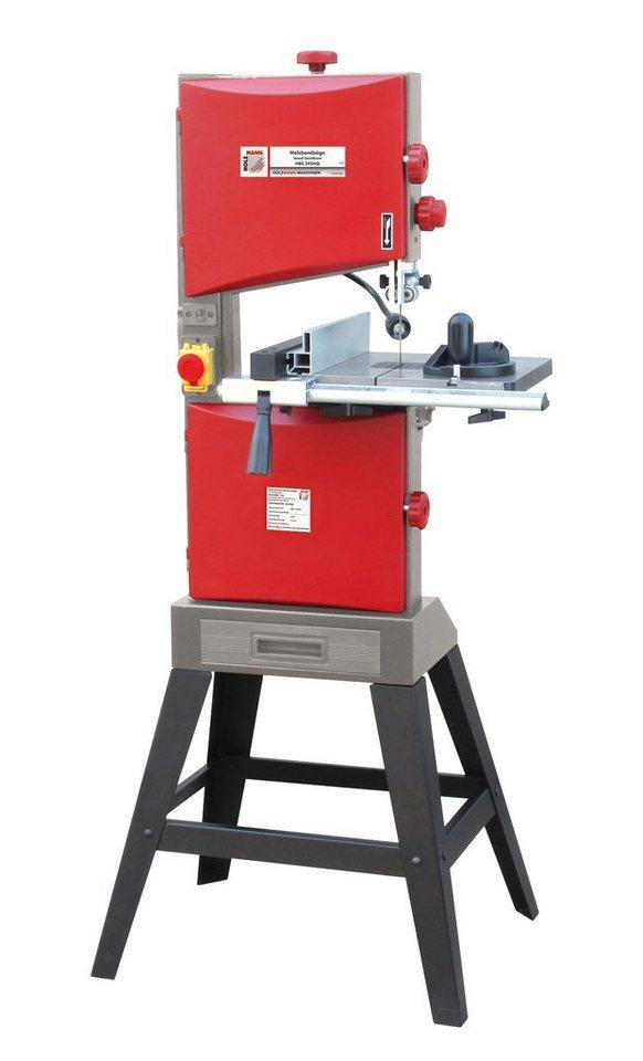 Holzmann-Maschinen Holzbandsäge »HBS 245HQ« in rot
