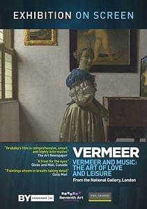 DVD »Exhibition Vermeer-Vermeer And Music«