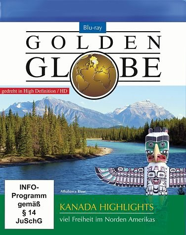 Blu-ray »Golden Globe - Kanada: Highlights«