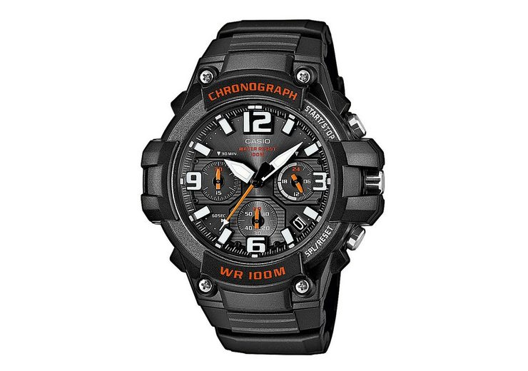 Casio Collection Chronograph »MCW-100H-1AVEF«