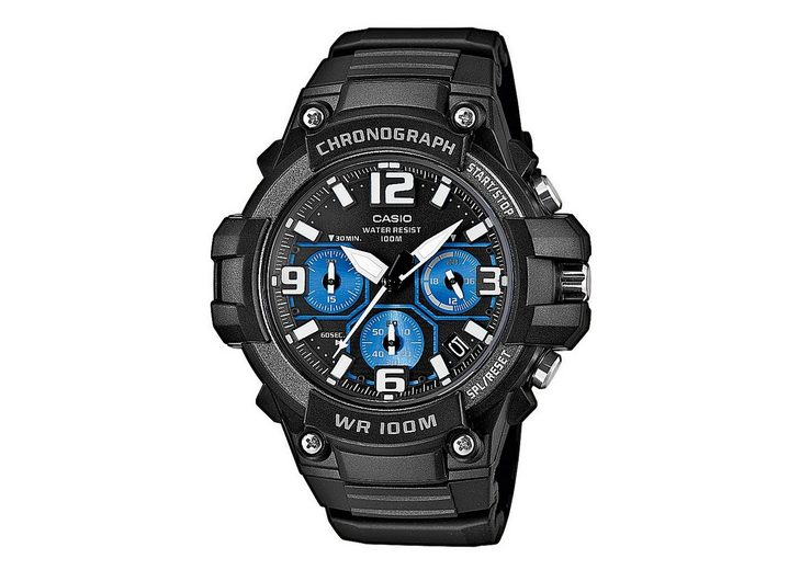 """Casio Collection, Chronograph, """"MCW-100H-1A2VEF"""""""