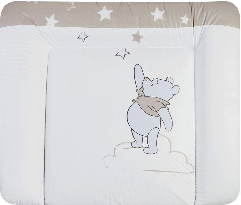 Disney Folien - Wickelauflage »Pooh mein Stern« in weiß/ beige