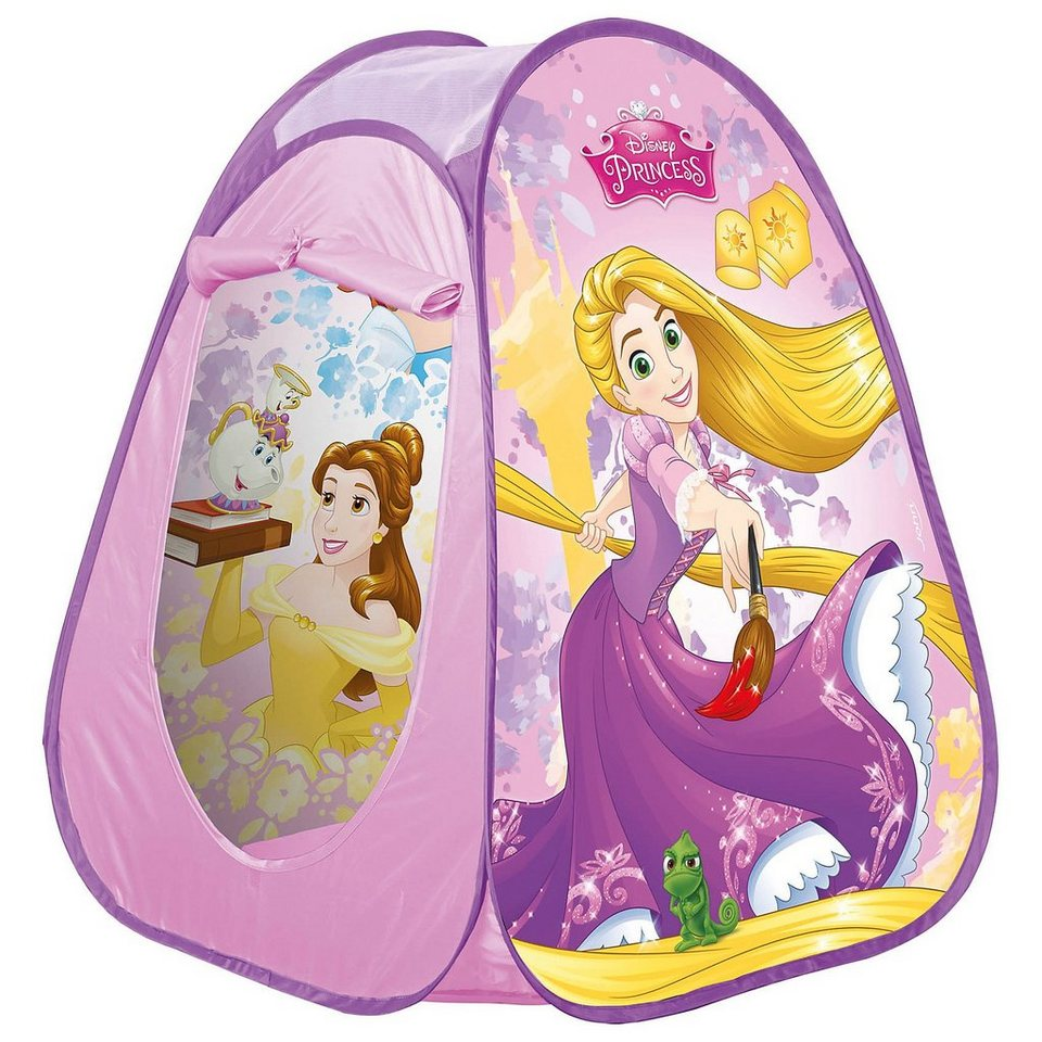 JOHN Pop Up Spielzelt Princess