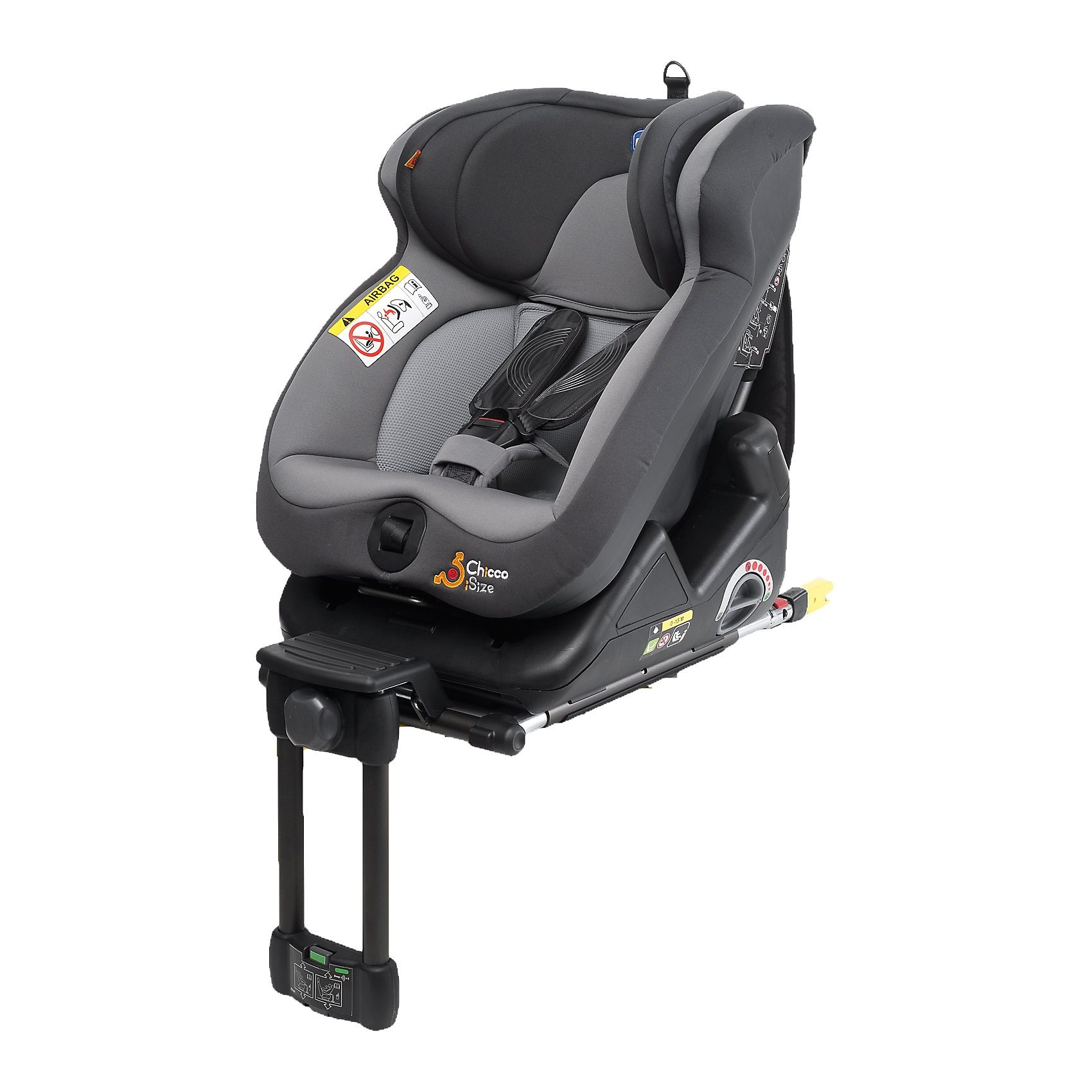 CHICCO Auto-Kindersitz I-Size, grey