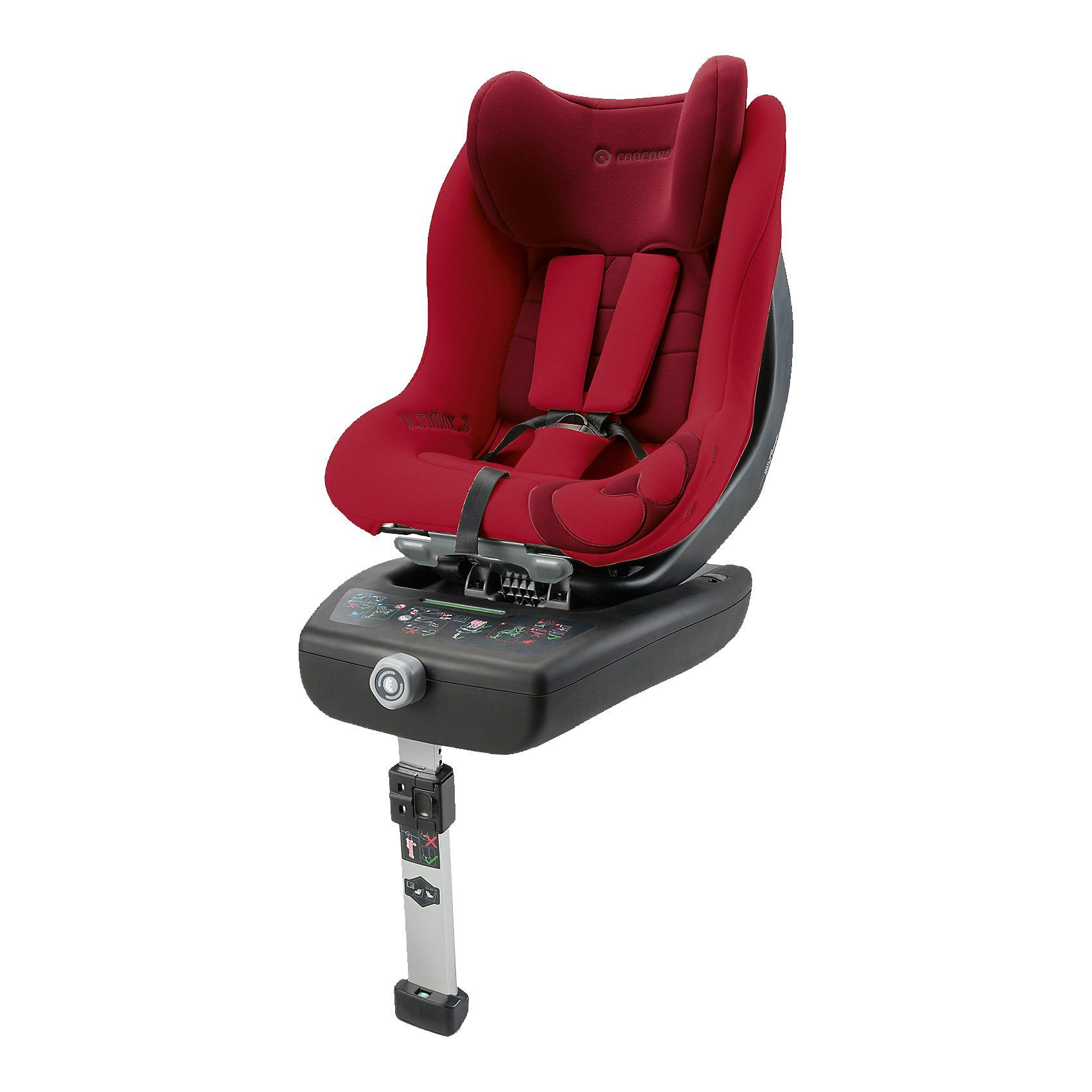 Concord Auto-Kindersitz Ultimax.3, Ruby Red, 2016