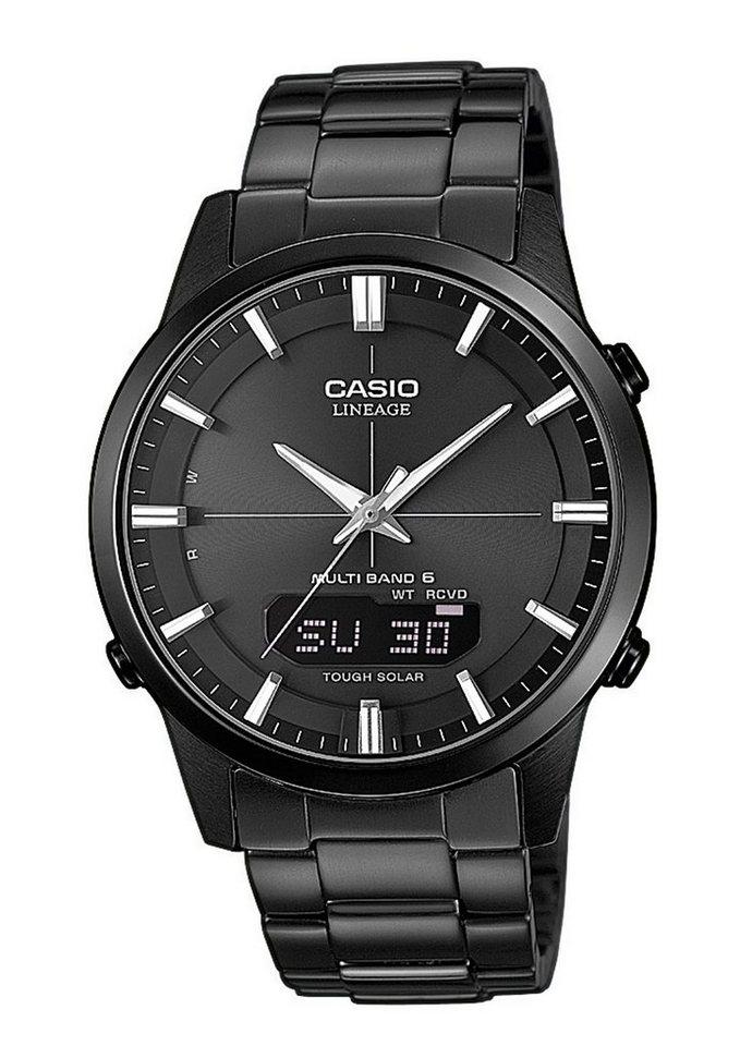 """Casio Funk, Funkchronograph, """"LCW-M170DB-1AER"""" in schwarz"""