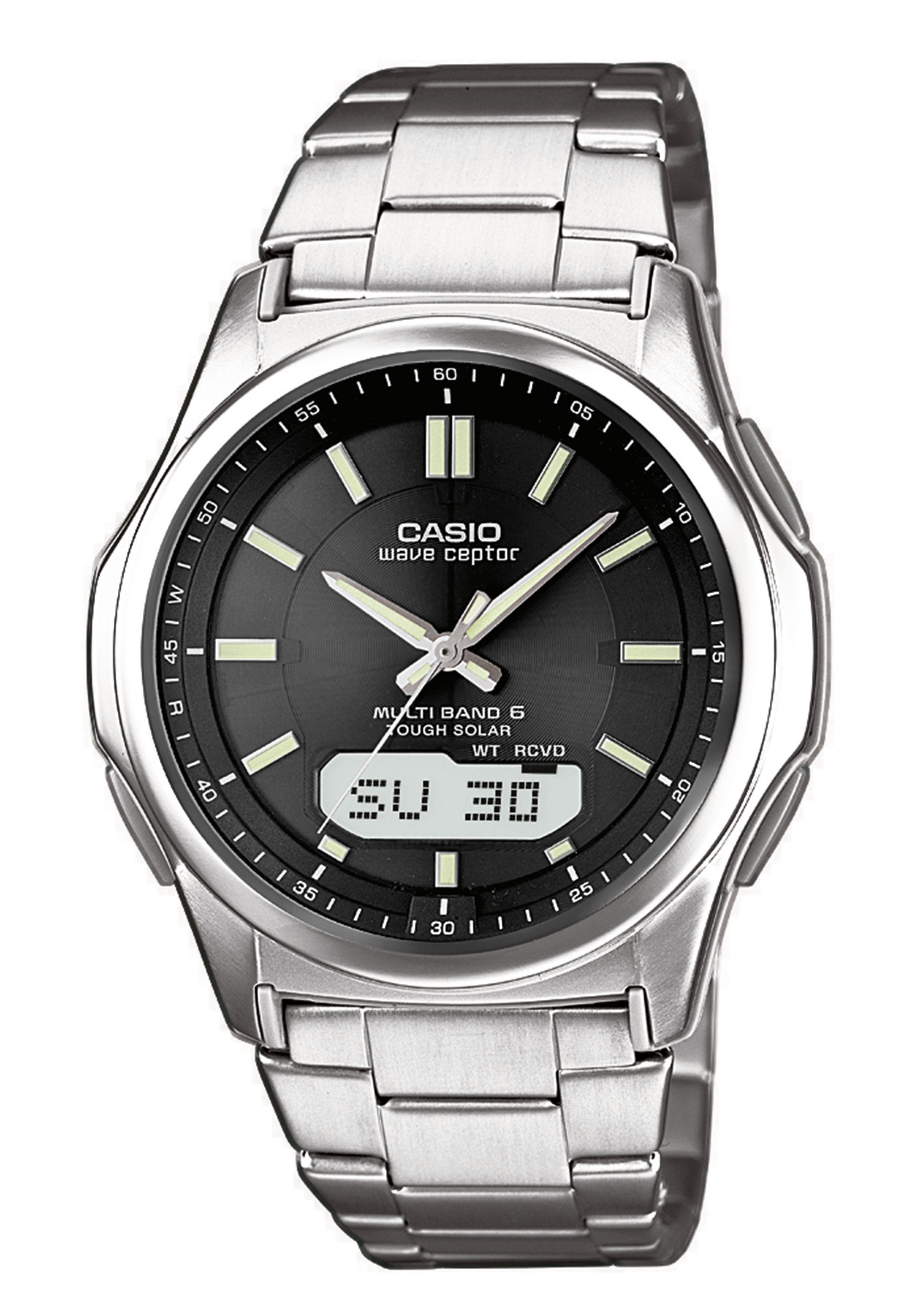 Casio Funk Funkchronograph »WVA-M630TD-1AER«