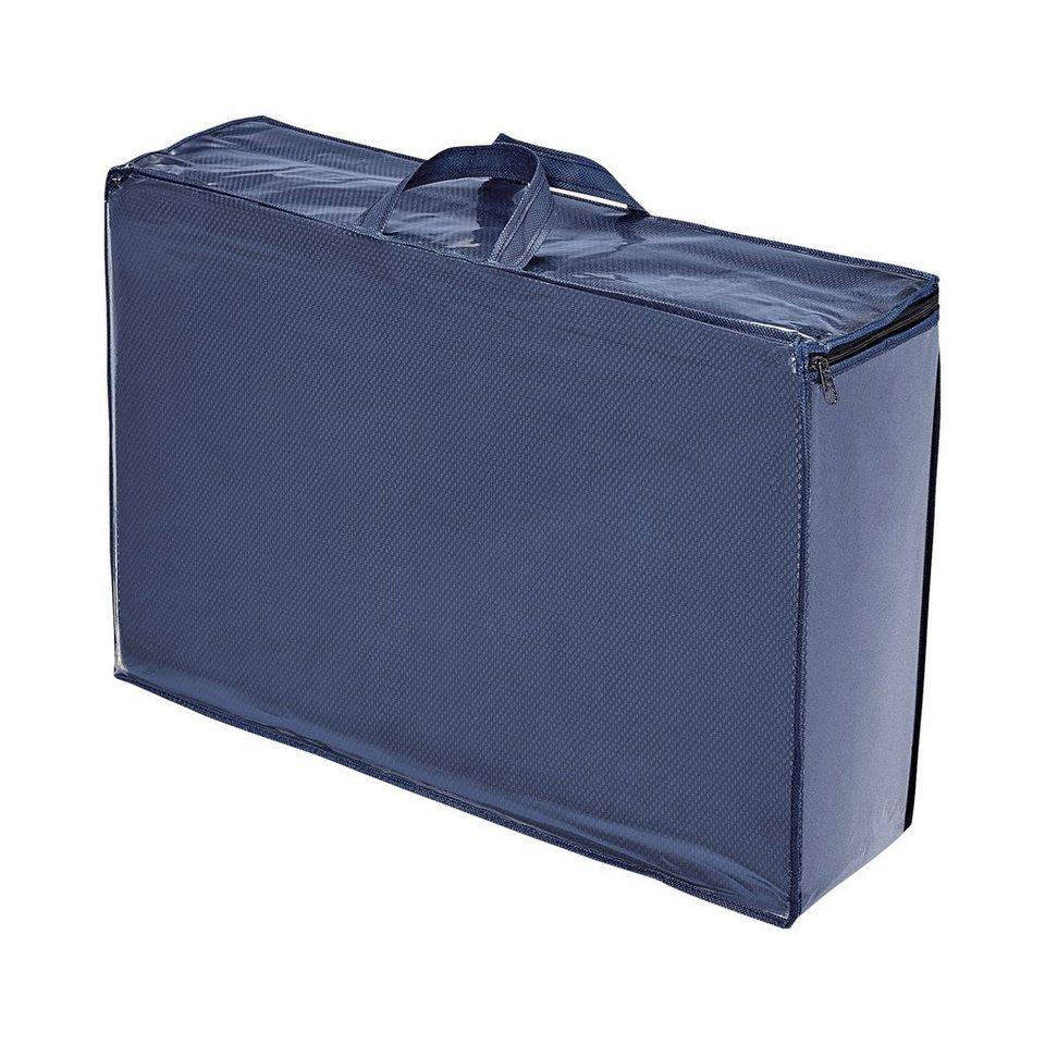 BABYCAB Reisebettmatratze AIR 60 x 120 cm in blau