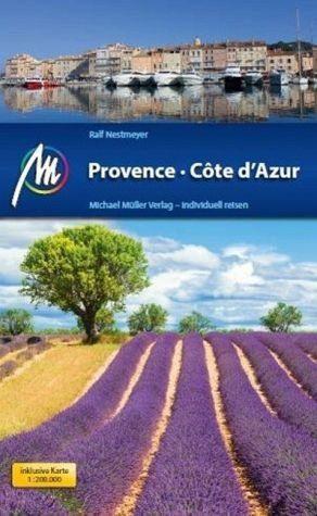 Broschiertes Buch »Provence & Côte d'Azur«