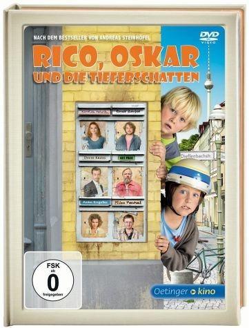 DVD »Rico, Oskar und die Tieferschatten (nur für...«