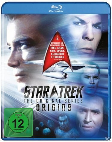 Blu-ray »Star Trek: Raumschiff Enterprise - Origins«