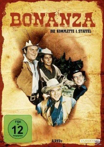 DVD »Bonanza - Staffel 1 DVD-Box«