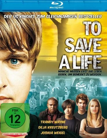 Blu-ray »To Save a Life«
