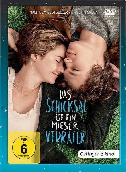 DVD »Das Schicksal ist ein mieser Verräter (nur für...«