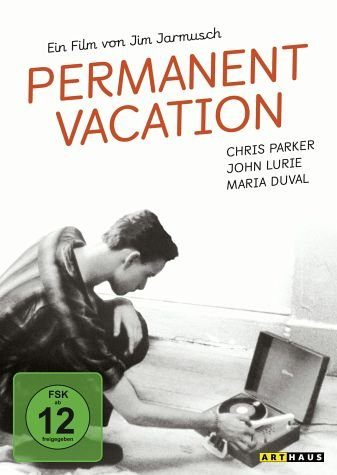 DVD »Permanent Vacation (OmU)«