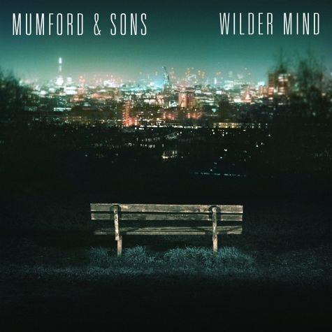 Audio CD »Mumford & Sons: Wilder Mind (Digipack)«