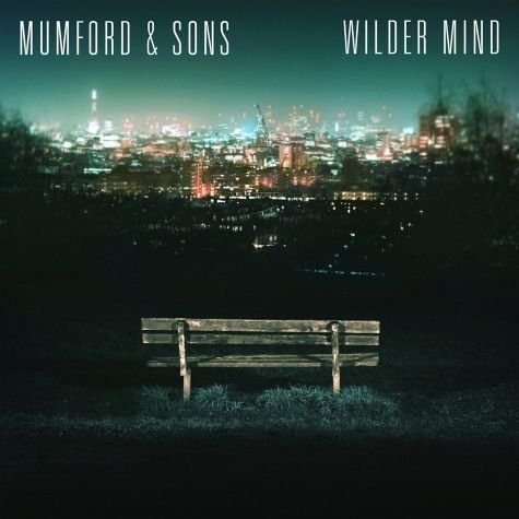 Audio CD »Mumford & Sons: Wilder Mind (Digipack)«